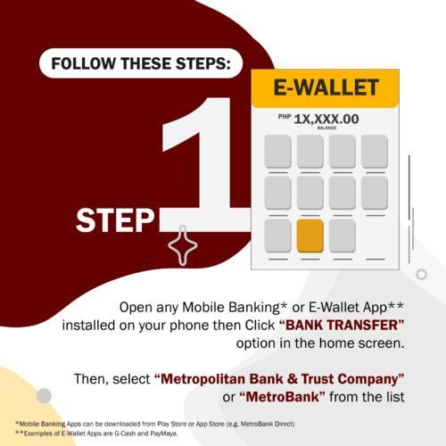 Online Payment Procedure 2